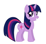 Twilight Doing the PonyBop 1.0 by FacelessJr