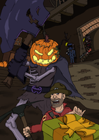 TF2's Halloween Special by Kugawattan
