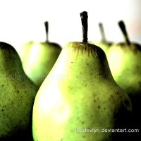 Six Pears by TheDevlyn