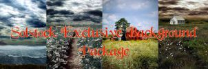 Exclusive Background Pack by SolStock