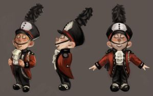 Bandgeek Concept by EmalieTison