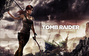 Tomb Raider - Unofficial Small Wallpaper by TombRaider-Survivor