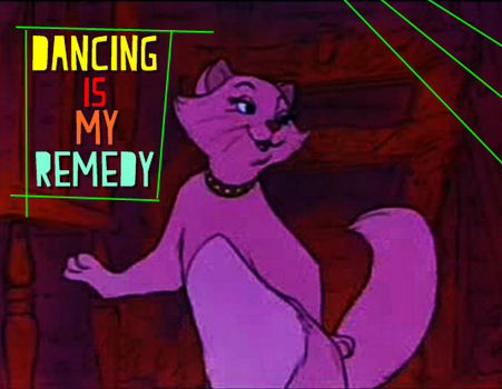 Dancing is My Remedy by Sdierws8