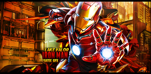 Iron Man by LVSatix