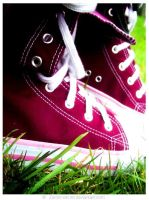 + Just mY converse + by zardin-secret