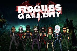 The Batman Rogue's Gallery (New Earth) by Nova20X