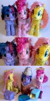Pony Pinata Party 1 by C-quel