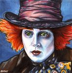 Hatter Commission by AshleighPopplewell