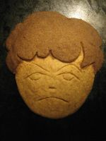 A lousy cookie I made by Poplar-chan