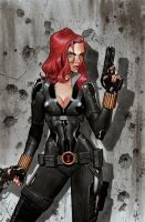 Black Widow by ZurdoM