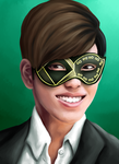 Masquerade Series Dongwoo by mellocat