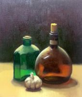 Bottles by Alexandra-Haynes