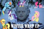 Winter Wrap Up by Adamantium84
