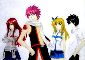 Fairy_Tail by CoDLia