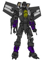Not So Random Skywarp by Jochimus