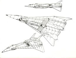 Commissioned:Aerospacefighter2 by Jepray