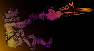 Day 2: Ka boom by PooLinG-WaTeRs