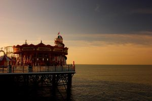 Good Morning, Brighton by moeter