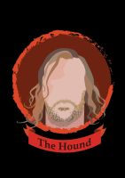 2 The Hound GoT by alicewieckowska