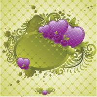 vector green doted pattern by cgvector