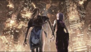 Kasumi and Ayane in Dead or Alive 5 by TimothyB25