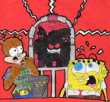 Spongebob :come from another dimension by MrXRickyX