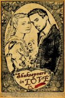Shakespeare in Love Poster by riogirl9909