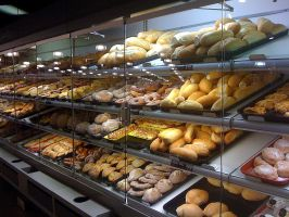 Breads, Pastries, and Cakes by LunarBerry