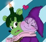 Cuddle The Candle-Holder by BliTZ-GiRl