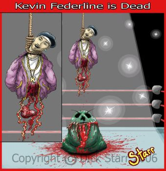 Kevin Federline is Dead by DickStarr