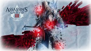 Assassin's Creed III by Dhencod