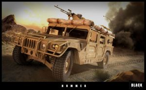 hummer by FriX1981