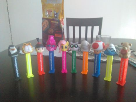 Complete Tommypezmaster Pez set by Tommypezmaster
