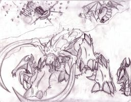 Zerg by cahook2