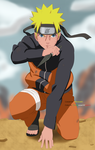 Fight Mode ~ Naruto Shippuden by TheMuseumOfJeanette