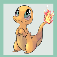 Charmander by Spanish-Scoot