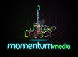 Momentum Media Logo by MrDinkleman