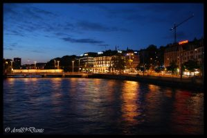 Zurich by The Night 6 by devil89Dante
