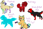 Cheap Adopts (CLOSED) by Cute-Uke-Adopts