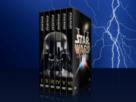 Star Wars All Custom Covers Combined by SUPERMAN3D