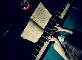 Piano by soniaa