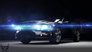 mustang shelby by saryking