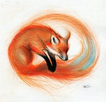 Firefox by RobtheDoodler