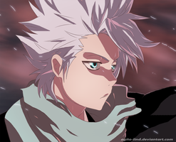 Toshiro fan-art by aagito