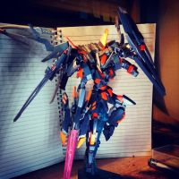 Gundam Kitbash Age 2 Ronin - Last Style by s00nk1a