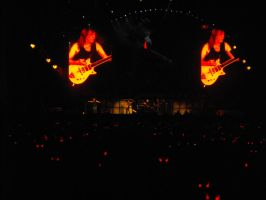 ACDC Take the stage in Sydney by Shame-On-The-Night