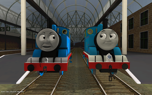 Thomas Generations...? V2 by Sergeant-Sunflower