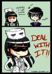 Hellsing: Deal With It by Menidyen