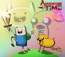 Adventure time by G-manbg