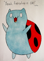 My name is Catbug, Whats yours? by ChrisM38